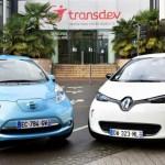 La Alianza Renault-Nissan y Transdev desarrollarán juntos un sistema de flota de vehículos autónomos