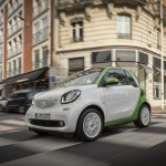 El nou smart electric drive