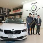 SKODA vende su vehículo dos millones en China