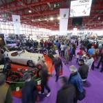 ClassicAuto Madrid 2017 mantiene su poder de convocatoria entre los aficionados al vehículo histórico