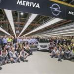 Figueruelas diu adéu agraïda a l'Opel Meriva