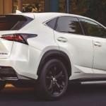 Nova versió Sport Edition per al Lexus NX 300H