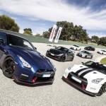 Una trentena de Nissan GT-R i els seus amos van prendre l'exclusiu Circuit d'Ascari de la mà de Nissan Iberia