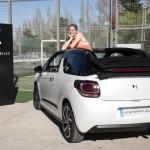 DS Automòbils amb Alejandra Salazar, actual número 1 al World Padel Tour