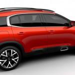 Citroën revela, en primícia mundial al Saló de l'Automòbil de Xangai 2017, un SUV de nova generació: el C5 Aircross