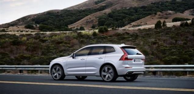 Va començar la producció del nou SUV XC60 de Volvo Cars a la fàbrica de Torslanda