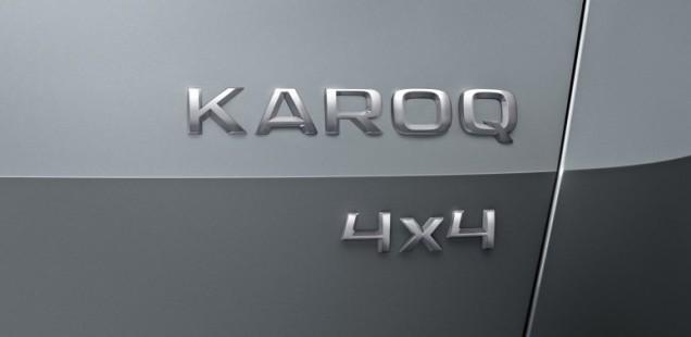Amb el KAROQ, SKODA segueix endavant amb la seva campanya SUV