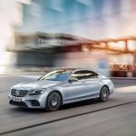 La nova Classe S de Mercedes-Benz. El referent quant a eficiència i confort