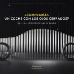 ¿Comprarías un coche con los ojos cerrados? : Innovadora campaña teaser en digital del nuevo Opel Insignia