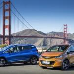 El cotxe elèctric OPEL AMPERA-E: una nova forma de conduir