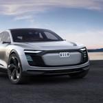 Audi e-tron Sportback concept: L'arquitectura e-mobility