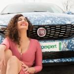 Cristina Rodríguez dissenya el seu propi Fiat Tipo