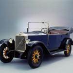 El nou XC60 sortirà de fàbrica 90 anys després que el primer Volvo, el model ÖV4, veiés la llum el 14 d'abril de 1927