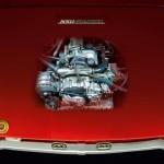 Exposició a l'Audi museum mobile: Revolution, 60 anys del motor NSU / Wankel