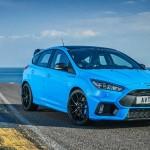El nuevo paquete opcional del nuevo Ford Focus RS añade diversión a la experiencia de conducción