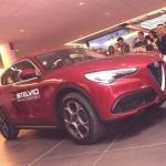 Presentació del nou Alfa Romeo Stelvio a Motor 23