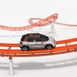 El nuevo SUV compacto Citroën C3 Aircross muestra sus aptitudes con sentido del humor y oportunidad