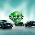 """Campaña de lanzamiento """"smart electric drive Carsino"""""""