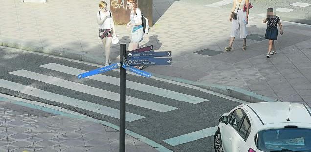 10 razones para pararse en un  paso de peatones antes de cruzar