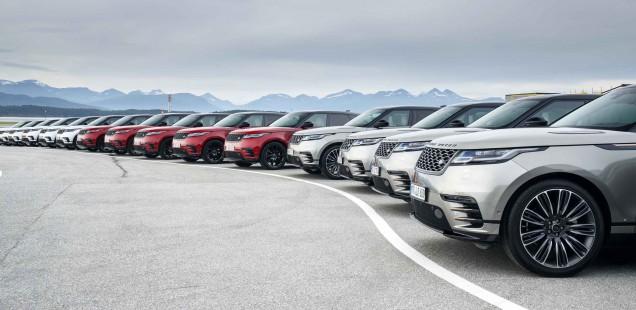 Ganadores de los premios Land Rover Born 2017