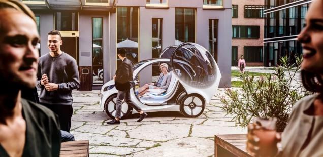 AIXÍ SERÀ EL SERVEI DE CAR-SHARING DEL FUTUR