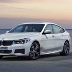 Preus per a Espanya: nou BMW Sèrie 6 Gran Turisme