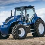 CNH Industrial news: New Holland Agriculture presenta un prototipo de tractor alimentado con metano