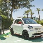 smart, Ushuaïa y Endesa hacen de Ibiza una isla con movilidad cero emisiones
