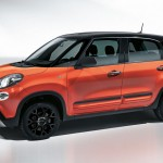 ARRIBA EL NOU FIAT 500L CITY CROSS