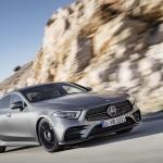 Mercedes-Benz: avance nuevo CLS