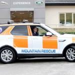 Jaguar Land Rover confirma su colaboración con MREW en presencia de los Duques de Cambridge