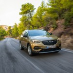 El nuevo Opel Grandland X disponible con un nuevo motor diesel y acabado premium