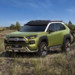 Salón del Automóvil de Los Ángeles: Future Toyota Adventure Concept (FT-AC)