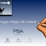 CARTA A SS.MM. REYES MAGOS DE ORIENTE