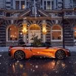 Precios para España: Nuevo BMW i8 Coupé y nuevo BMW i8 Roadster
