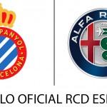 ALFA ROMEO, VEHICLE OFICIAL DEL REAL CLUB ESPORTIU ESPANYOL DE BARCELONA