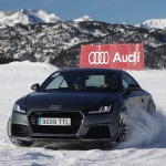 Nova temporada dels cursos de conducció Audi Winter Driving Experience