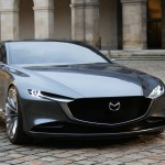 "El Mazda VISION COUPE guanya el premi ""Most Beautiful Concept Car of the Year"""