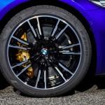 PIRELLI REVELA ELS PNEUMÀTICS A MIDA DEL NOU BMW M5
