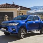 Toyota Hilux 2018, ya en los concesionarios españoles