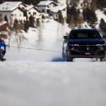 EL RIDER INGLÉS JAMIE BARROW SUPERA EL GUINNESS WORLD RECORD DE VELOCIDAD EN SNOWBOARD REMOLCADO POR UN MASERATI LEVANTE