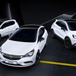 """BLACK EDITION"": MODELS OPEL AMB UN ESTIL ESPECIAL"