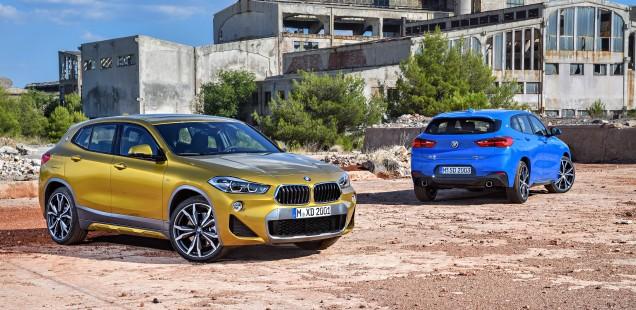 BMW AL 88º SALÓ INTERNACIONAL DE L'AUTOMÒBIL DE GINEBRA 2018