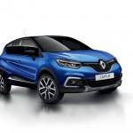 Nuevo Renault Captur S-Edition: Espíritu deportivo