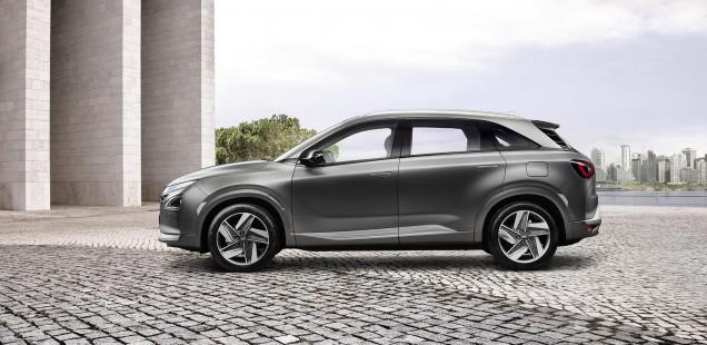Hyundai NEXO debuta en España en Congreso Europeo de la Energía del Hidrógeno
