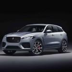 Jaguar F-PACE SVR: Prestaciones de un deportivo en un SUV