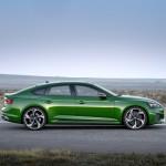 Disseny elegant i altes prestacions: el nou Audi RS 5 Sportback