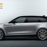 El vehículo más bello del mundo: El Range Rover Velar