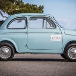 500 I PANDA, DUES ICONES DE FIAT EXPOSATS A L'Triennale DESIGN MUSEUM