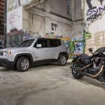 Harley-Davidson y la marca Jeep renuevan su exitosa colaboración para 2018